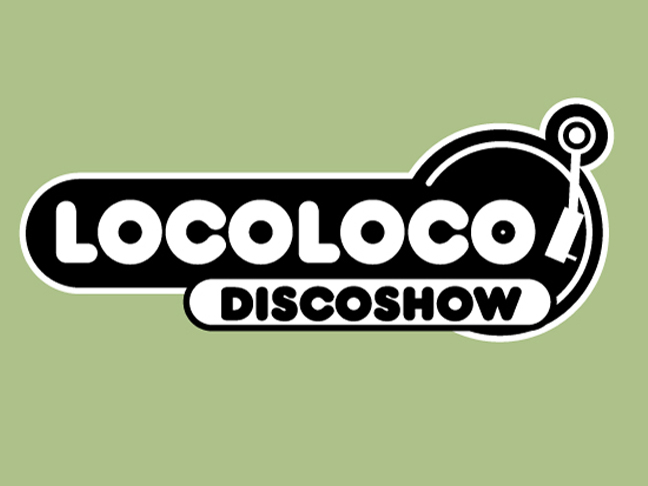 Logo Loco Loco Discoshow