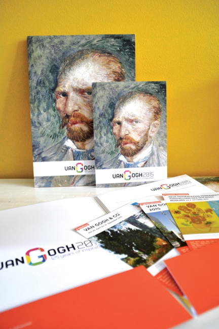 Van Gogh 2015 • 125 years of inspiration