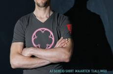 Afscheid-Shirt Maarten Tjallingii (Okimono)