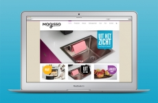 Website Magisso Benelux