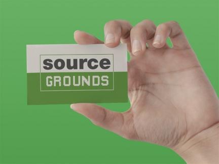 Huisstijl SourceGrounds